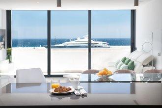 2 bedroom penthouse in puerto banus, marbella