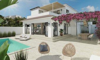 4 bedroom villa in nueva alcantara, san pedro alcantara
