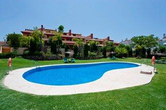 3 bedroom townhouse in marbella golden mile, marbella
