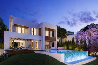 4 bedroom villa in marbella golden mile, marbella