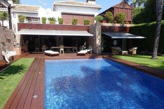 7 bedroom villa in las chapas, marbella