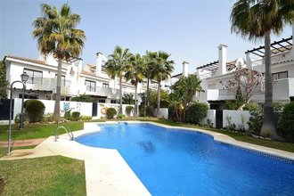 5 bedroom townhouse in puerto banus, marbella