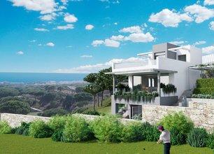 3 bedroom villa in cabopino, marbella