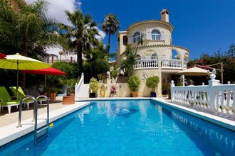 5 bedroom villa in costa del sol, fuengirola