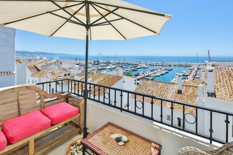 apartment in puerto banus, marbella