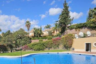 3 bedroom villa in los monteros, marbella