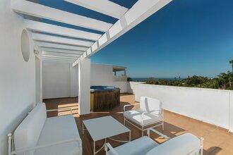 2 bedroom penthouse in marbella golden mile, marbella
