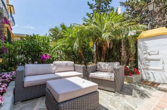 4 bedroom townhouse in marbella golden mile, marbella