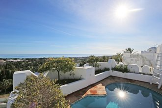 3 bedroom penthouse in marbella golden mile, marbella