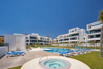 2 bedroom penthouse in cancelada, estepona