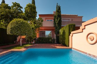 3 bedroom villa in marbella golden mile, marbella