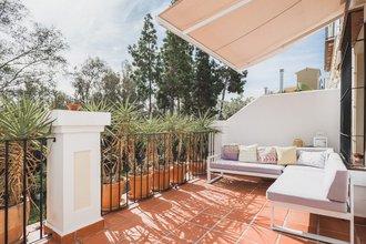 4 bedroom townhouse in marbella golden mile, marbella