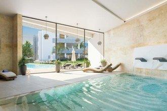 2 bedroom apartment in los monteros, marbella