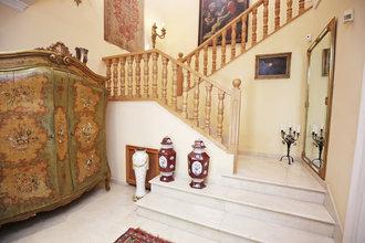 6 bedroom villa in marbella centre, marbella