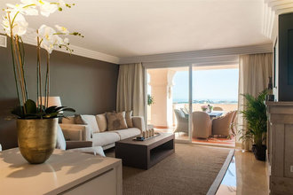 2 bedroom penthouse in nueva andalucia, marbella