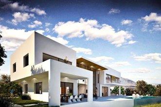 4 bedroom villa in la mairena, marbella