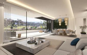 4 bedroom villa in cancelada, estepona