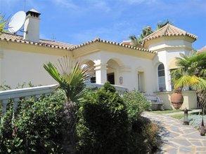 4 bedroom villa in nueva andalucia, marbella