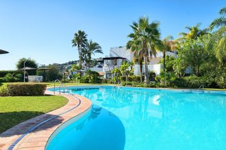 3 bedroom apartment in la quinta, benahavis