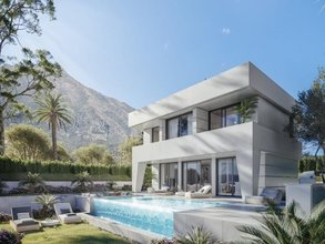 3 bedroom villa in costa del sol, la duquesa