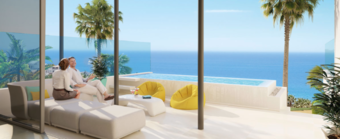 4 bedroom villa in reserva del higueron, benalmadena