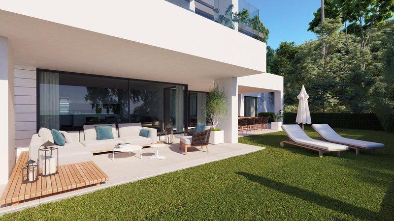Apartment With Sea Views For Sale In Las Colinas De Marbella