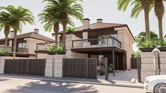 3 bedroom villa in marbella golden mile, marbella