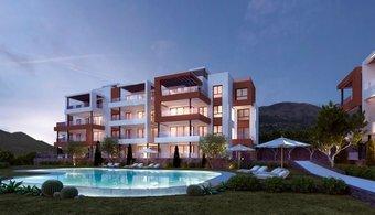 2 bedroom penthouse in carvajal, fuengirola