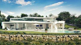 4 bedroom villa in costa del sol, casares