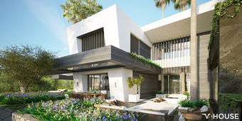 8 bedroom villa in marbella golden mile, marbella