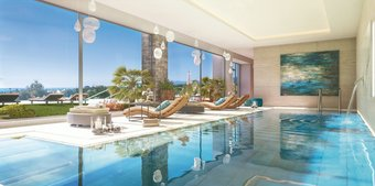 3 bedroom penthouse in cabopino, marbella