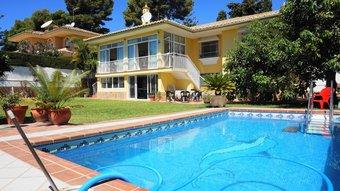 6 bedroom villa in costa del sol, mijas