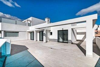 3 bedroom penthouse in costa del sol, fuengirola