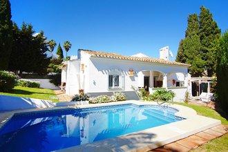 3 bedroom villa in costa del sol, mijas