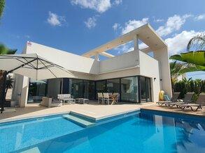3 bedroom villa in costa del sol, benijofar