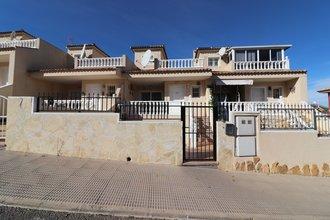 3 bedroom townhouse in costa del sol, benijofar