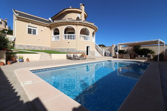 3 bedroom villa in costa del sol, lo pepin