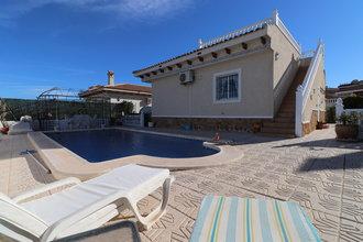 3 bedroom villa in costa del sol, bigastro