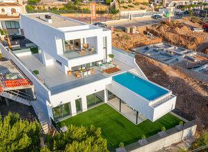 3 bedroom villa in costa del sol, polop