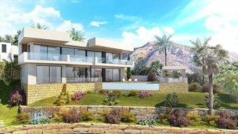 5 bedroom villa in costa del sol, mijas