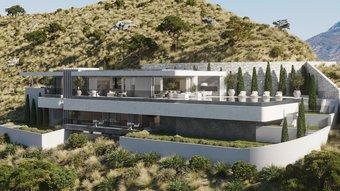 4 bedroom villa in costa del sol, benahavis