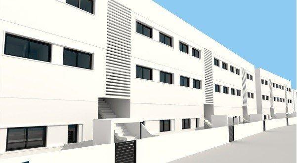 Casa adosada con vistas al mar en venta en guardamar del segura ms2228dx3 - Alquiler casas guardamar del segura ...
