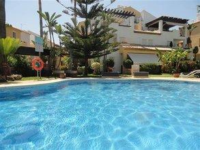 4 bedroom townhouse in bahia de marbella, marbella