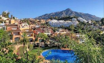 4 bedroom townhouse in nueva andalucia, marbella
