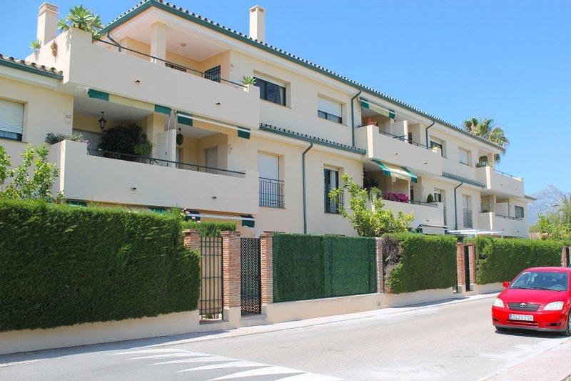 Купить квартиру в сан-педро испания