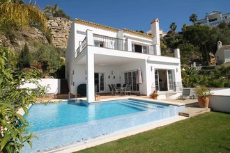 3 bedroom villa in costa del sol, istan
