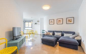 2 bedroom apartment in costa del sol, moraira
