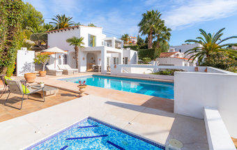 4 bedroom villa in costa del sol, benissa