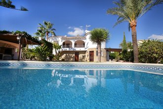 3 bedroom villa in costa del sol, moraira