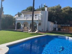 4 bedroom villa in el rosario, marbella